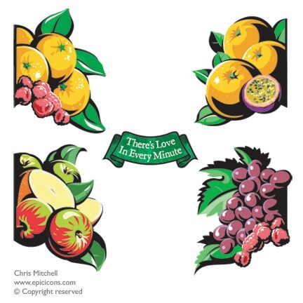 Minute Maid Fruits Brand Logo