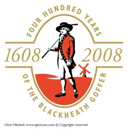 Blackheath Goffer 400 Years Logo
