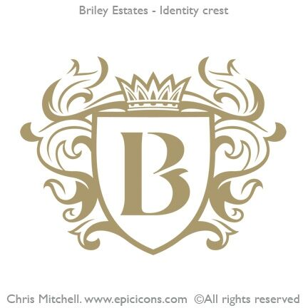 Briley Estates Brand Logo