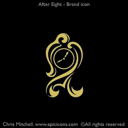 After Eight Brand Logo