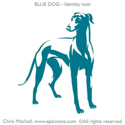 Blue Dog Agency Logo