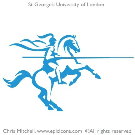 St Georges University of London Logo