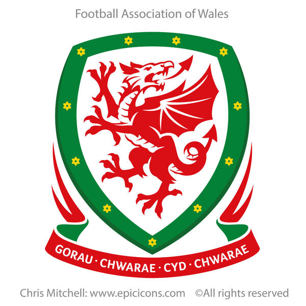 Football Association of Wales Brand Identity