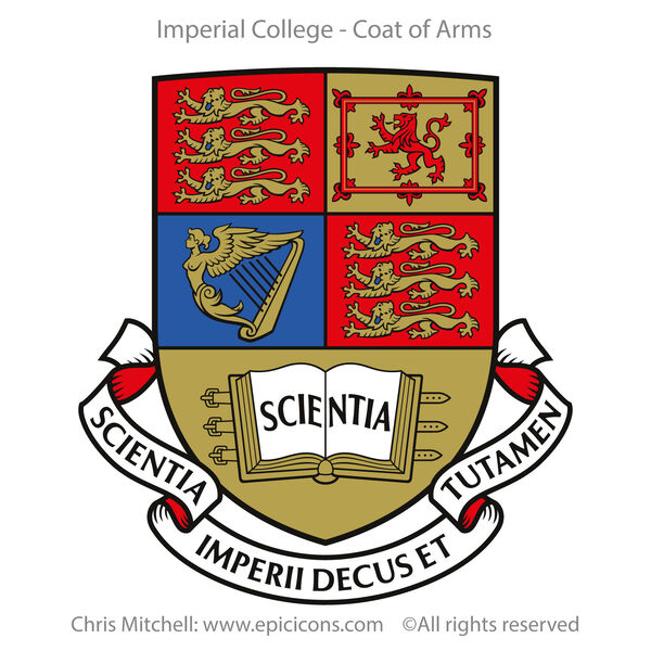 Imperial College brand logo