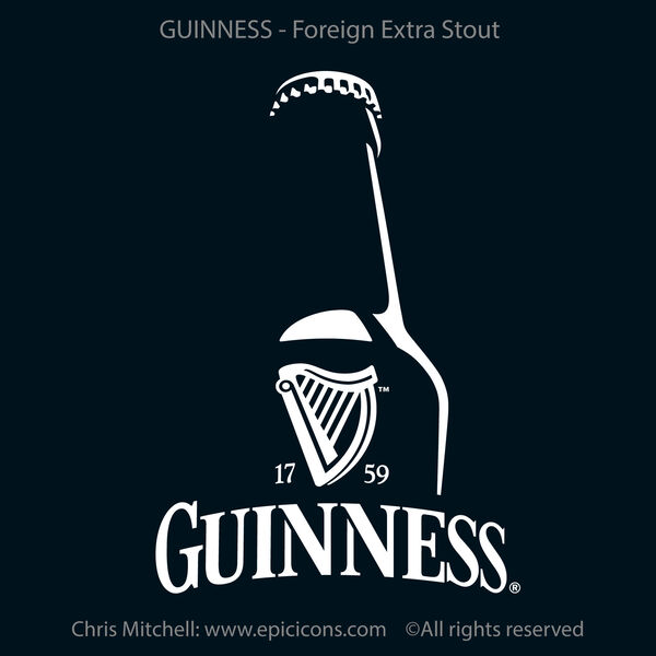 Guinness Extra Stout SQ 1700 pix