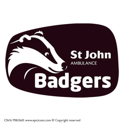 Badgers. St Johns Ambulance