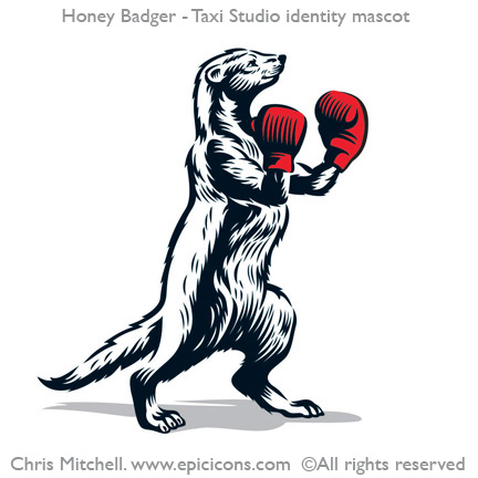Honey Badger - Identity icon
