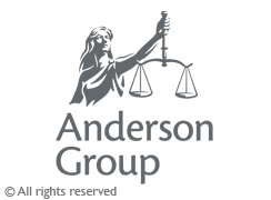 Anderson Group. Brand icon