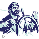 Sea Captain - Character Brand logo